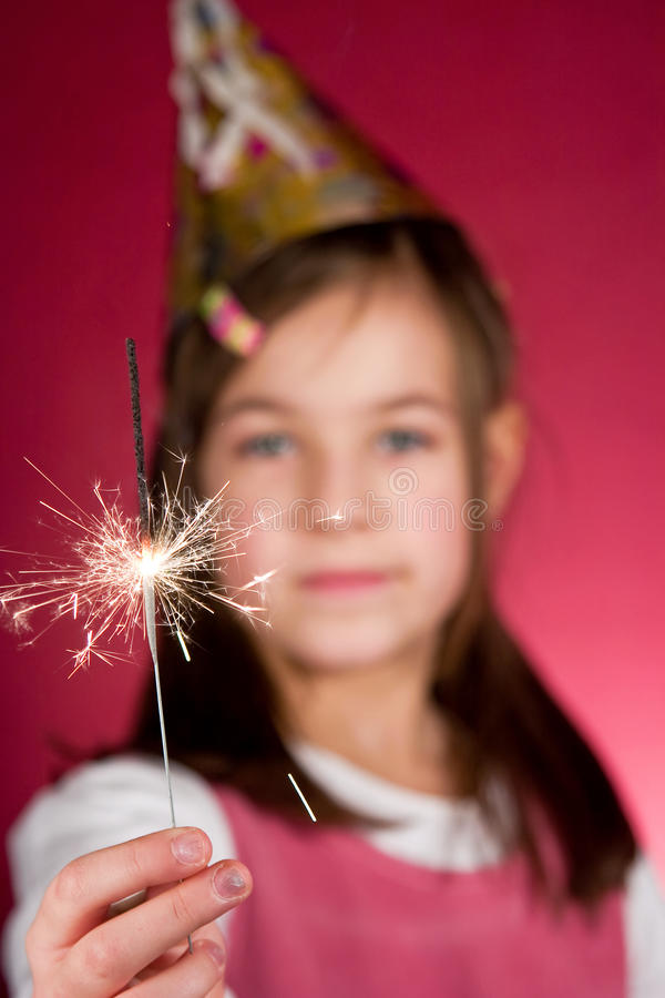 Free Sparklers Royalty Free Stock Image - 11186086