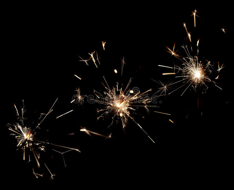Download Sparklers stock photo. Image of burning, holidays, fuse - 17368842