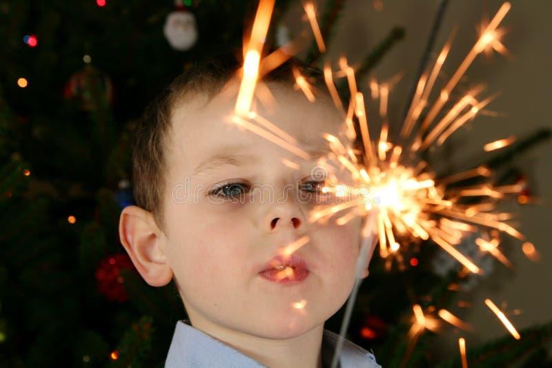 sparklers zdjęcia stock