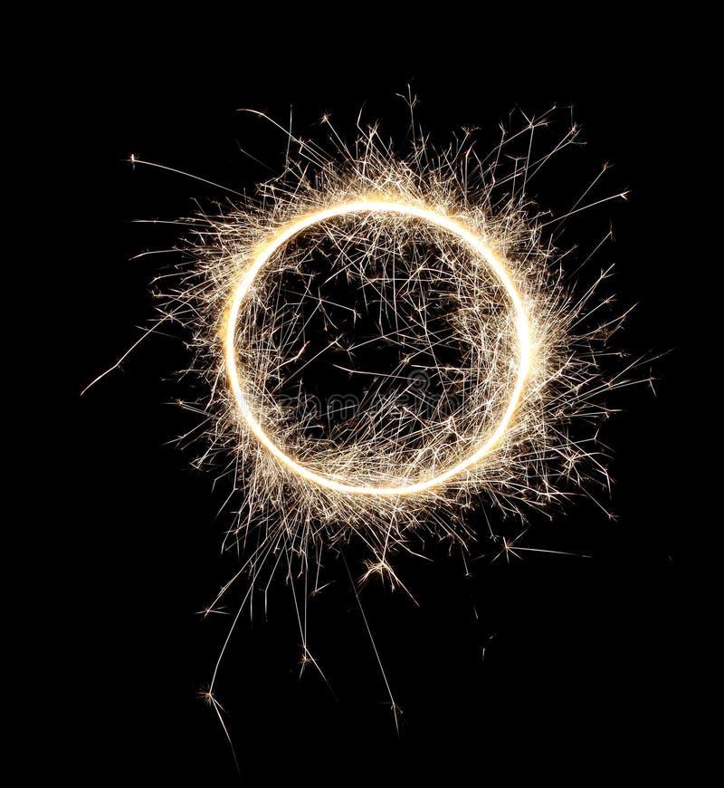 sparklers fotos de archivo