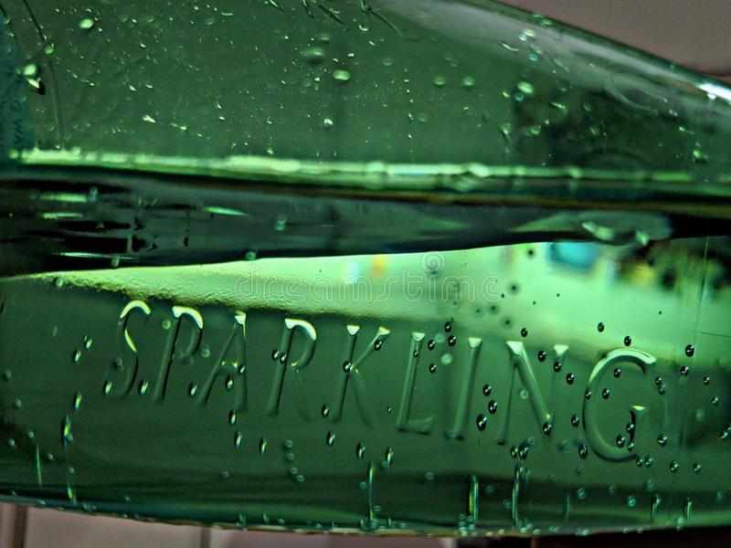 sparkling royalty-vrije stock fotografie