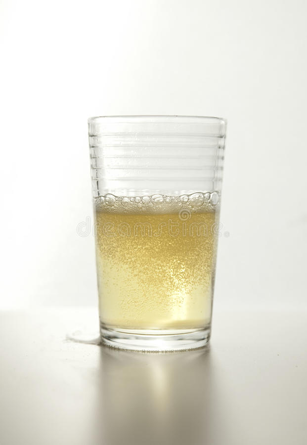 Free Sparkling Apple Soda Stock Images - 21981504
