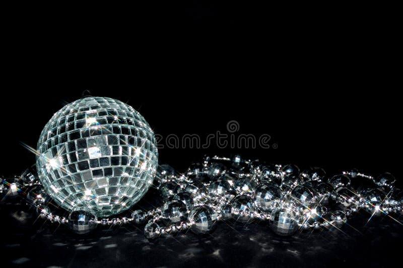 Sparkling ball royalty free stock photo