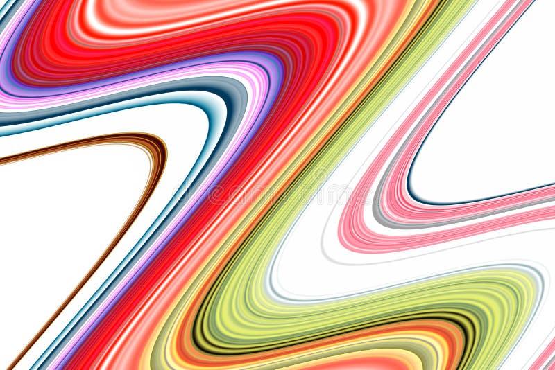 Fluid pink orange phosphorescent texture, hypnotic blurred creative design. Sparkling bright colorful hypnotic waves like backgound and texture. Phosphorescent vector illustration