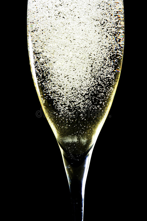 Download Sparkling champagne stock image. Image of black, bubbles - 16722315