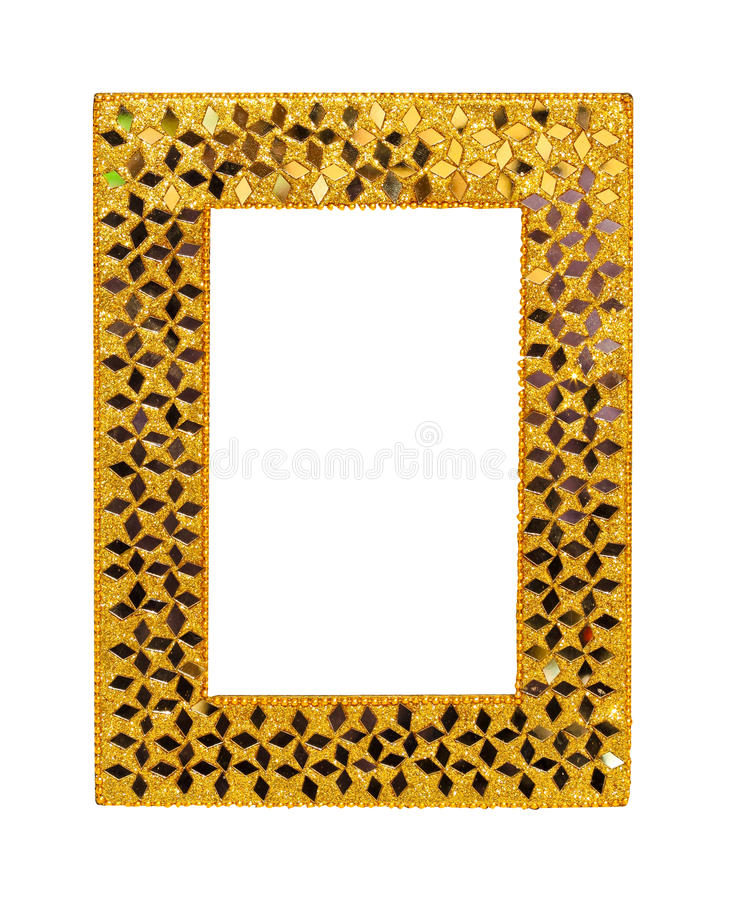 Download Sparkling frame stock image. Image of path, shiny, stylish - 15050175