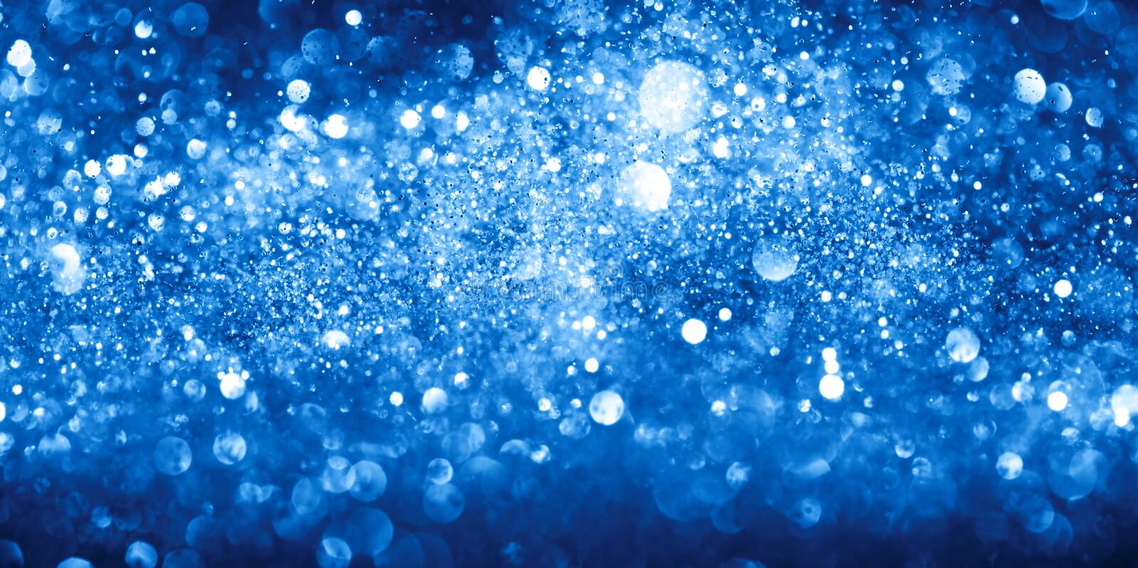 Download Sparkling Glittering Lights Abstract Stock Photo - Image of blue, blur: 100815674