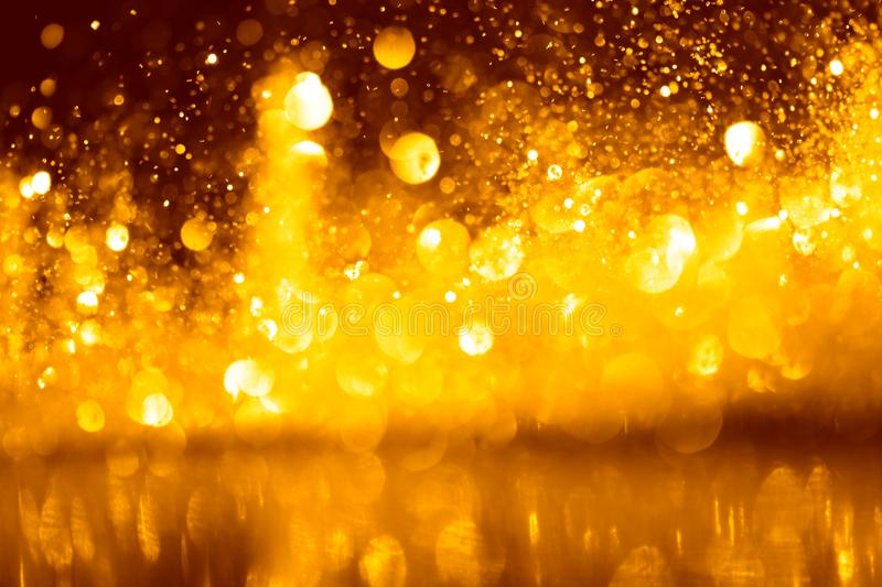 Download Sparkling Glittering Lights Abstract Stock Photo - Image: 100815729