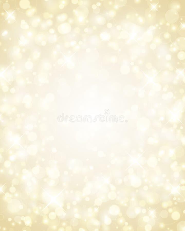Sparkling glittery bakgrund royaltyfri illustrationer