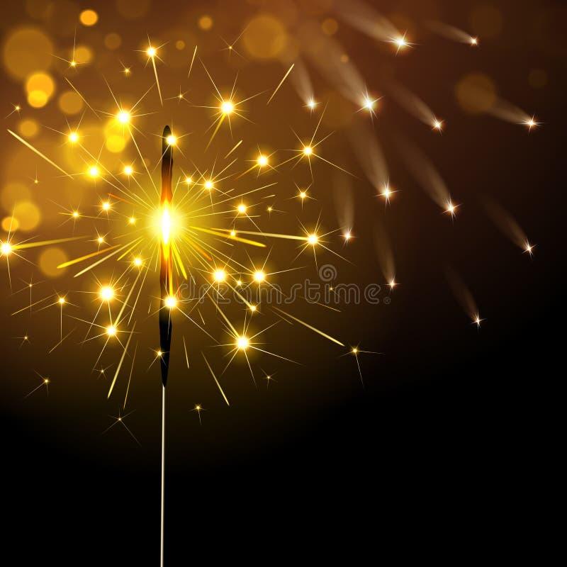 Free Sparkling Sparkler Stock Photos - 62496633