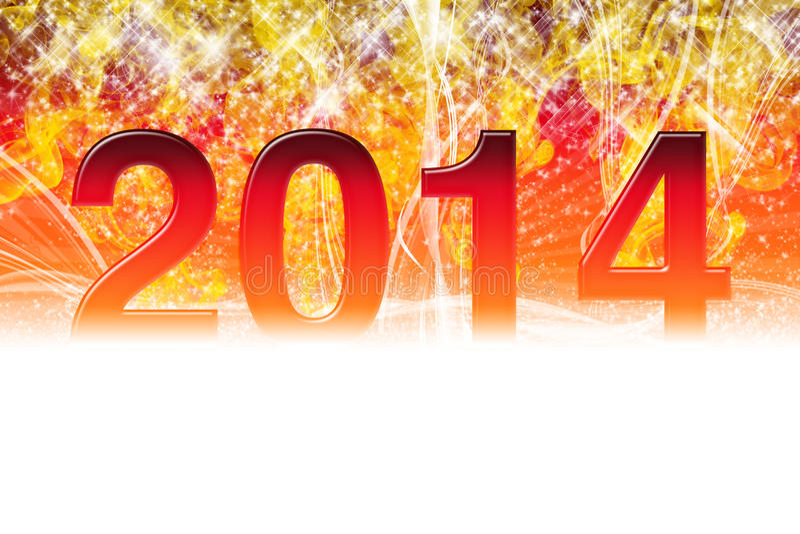 Download 2014 sparkling wallpaper stock illustration. Image of decoration - 36636831