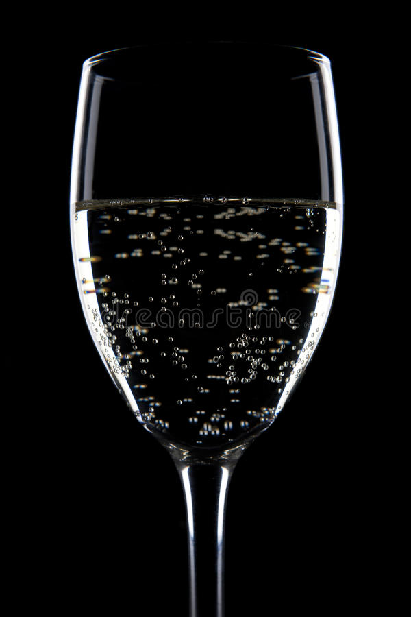 Download Sparkling white wine stock image. Image of alcohol, white - 22171715