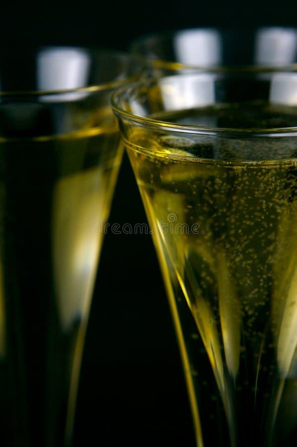 Sparkling Wine royalty free stock photos