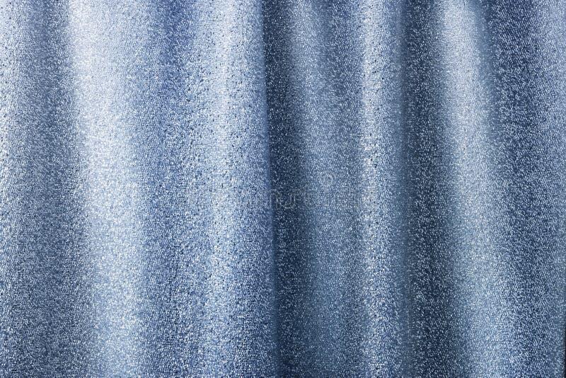 Sparkly blå bakgrund arkivfoton