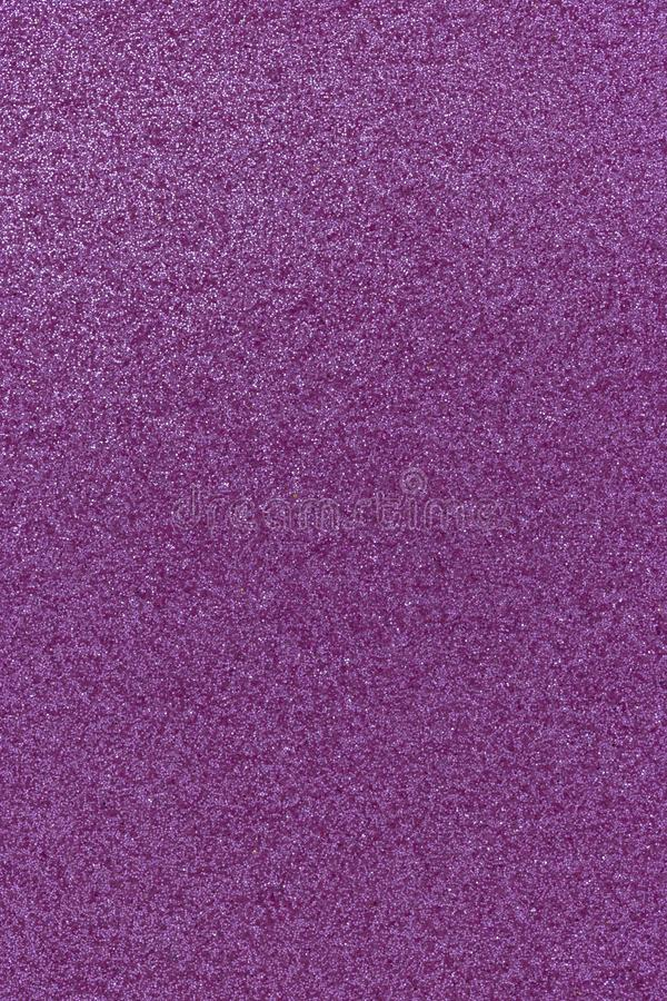 Sparkly glitter stock image