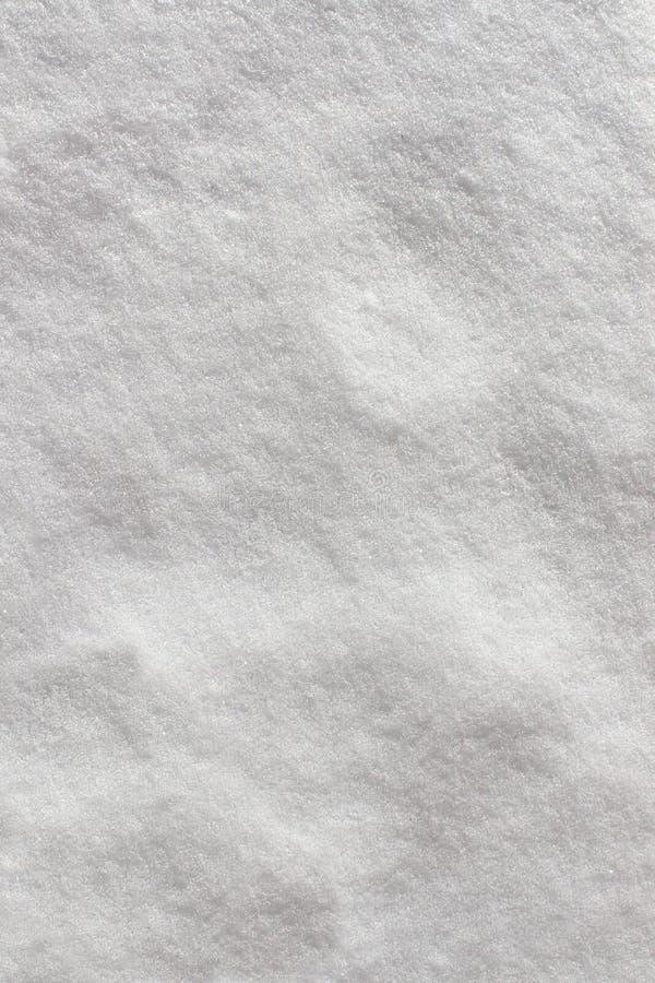 Sparkly pulvriger Schneehintergrund stockbilder