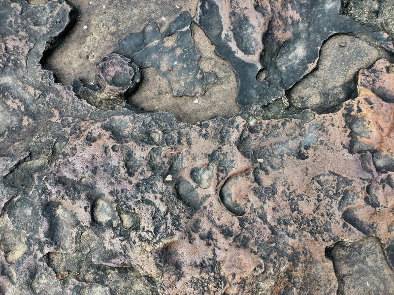 Sparly Silver-achtergrond Rock textuur Stontextuur stock afbeelding