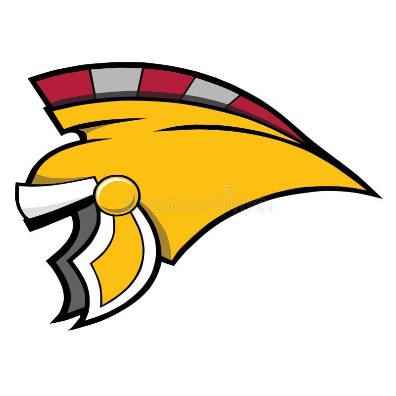Download Spartan Helmet stock photo. Image of roman, sports, team - 17912142