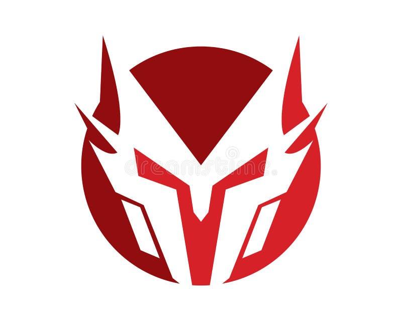 spartan helmet vector icon stock vector illustration of logo rh dreamstime com spartan helmet logo meaning spartan helmet logo meaning