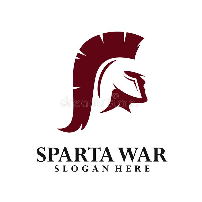 Free Spartan Logo Vector, Sparta Helmet Stock Photos - 106265473
