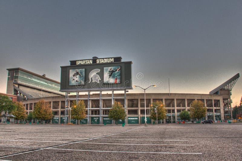 Spartan Stadium imagen de archivo
