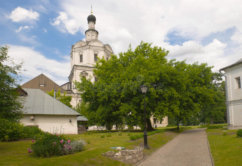 Spaso-Andronikovkloster stockfotos