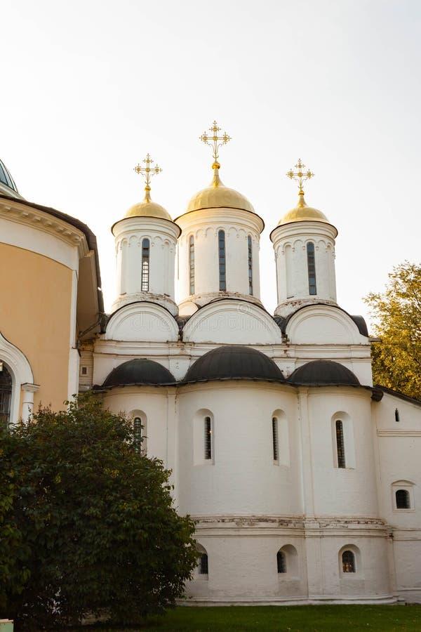 Spaso-Preobrazhensky μοναστήρι σε Yaroslavl, το χρυσό δαχτυλίδι της Ρωσίας στοκ φωτογραφίες