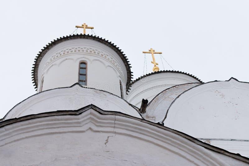 Download Spaso-Priluckiy Monastery In Winter. Vologda. Stock Photo - Image: 83709749