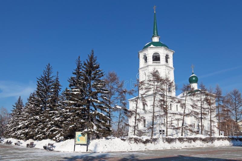 Download Spasskaya Church stock image. Image of christianity, nobody - 26190495