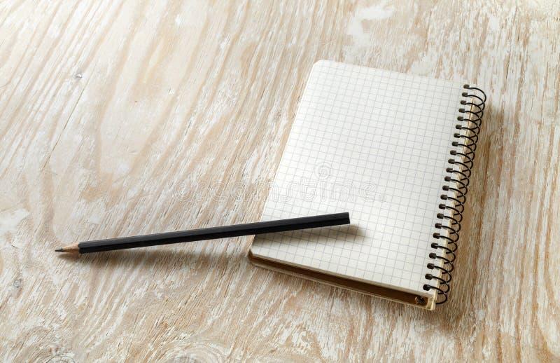 Spatie sketchbook royalty-vrije stock afbeeldingen