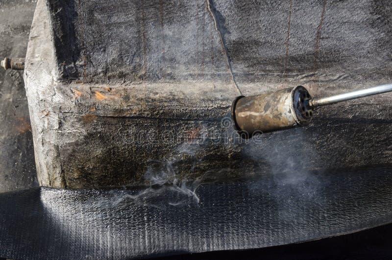 Spawać wodoodporny sheath fotografia royalty free