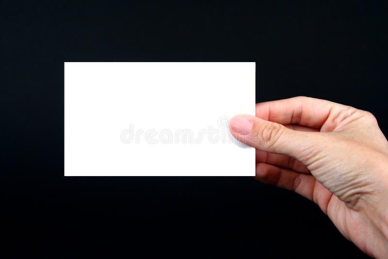 Spazio in bianco fotografia stock