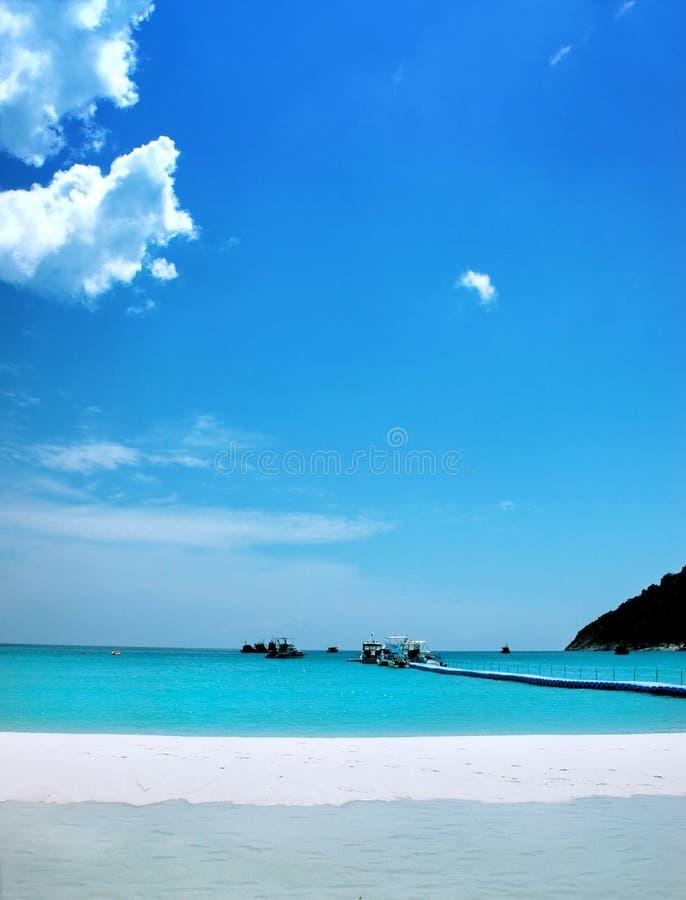Download Spazio della spiaggia immagine stock. Immagine di estate - 201417