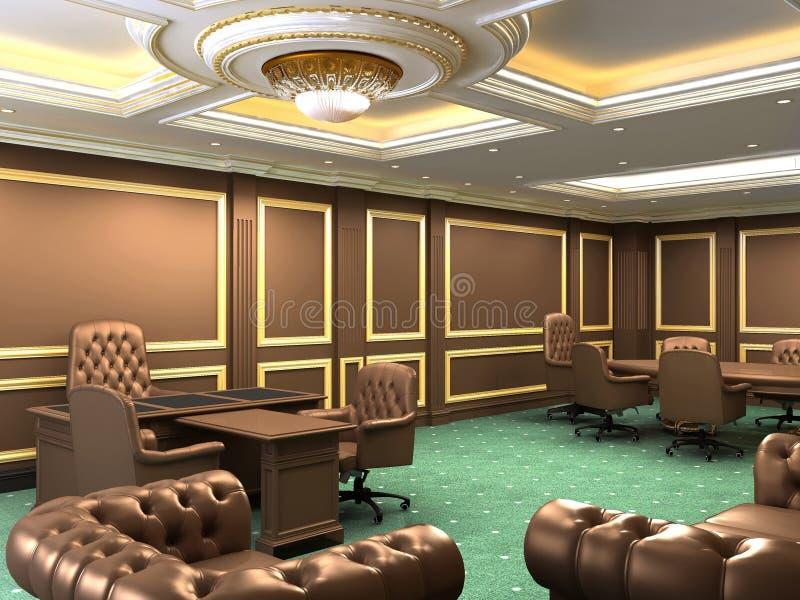 Spazio di ufficio interno appartamento reale for Mobilia spazio