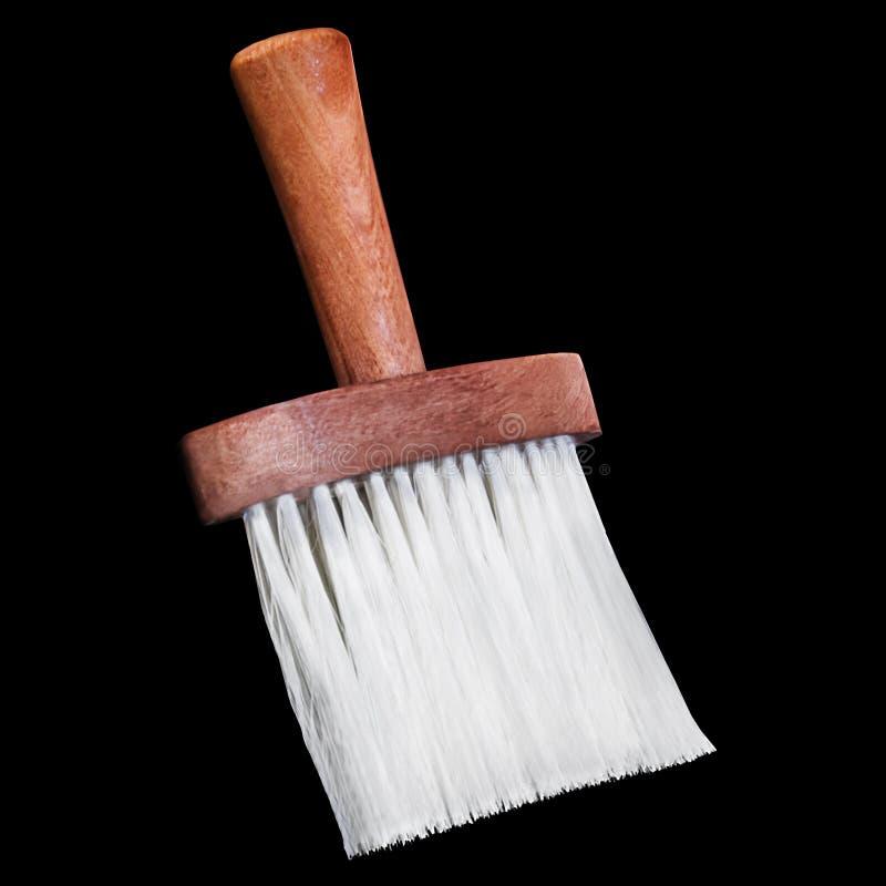 Spazzola dei barbieri fotografia stock libera da diritti