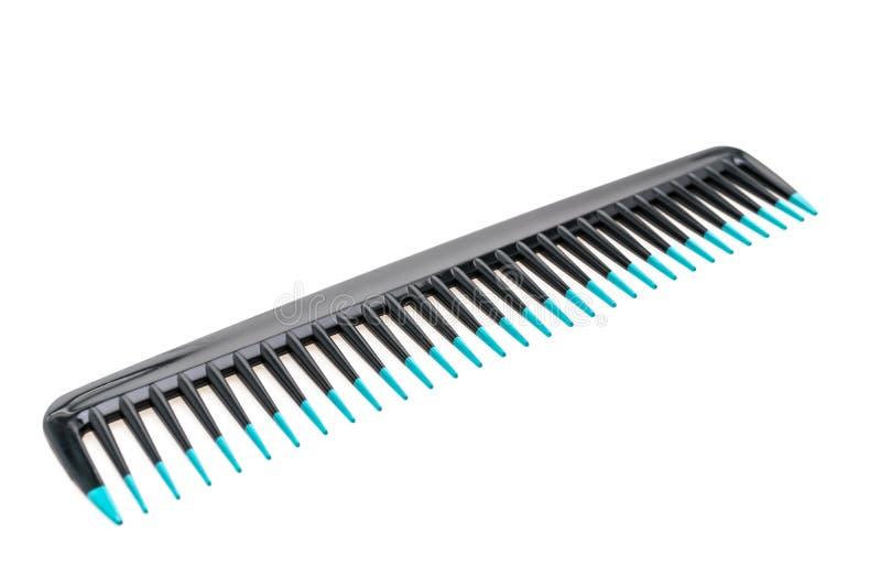 Spazzola per i capelli o pettine fotografia stock