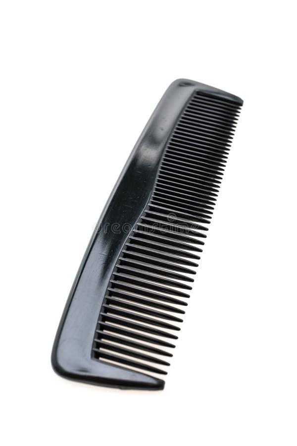 Spazzola per i capelli o pettine immagini stock libere da diritti