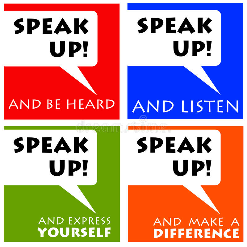speak up pdf free download