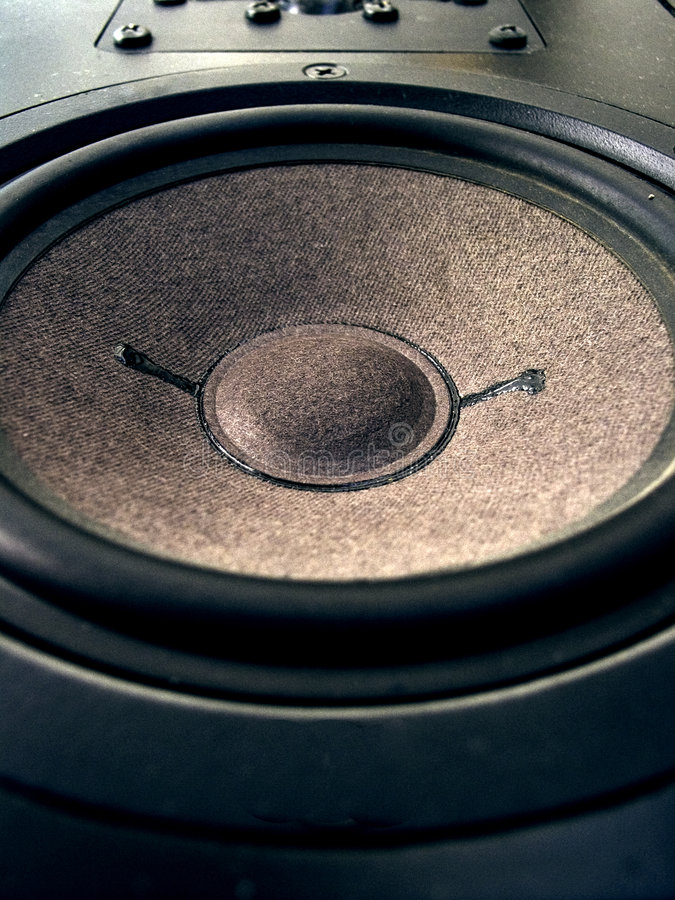 Download Speaker stock photo. Image of sound, black, speacker, music - 130712