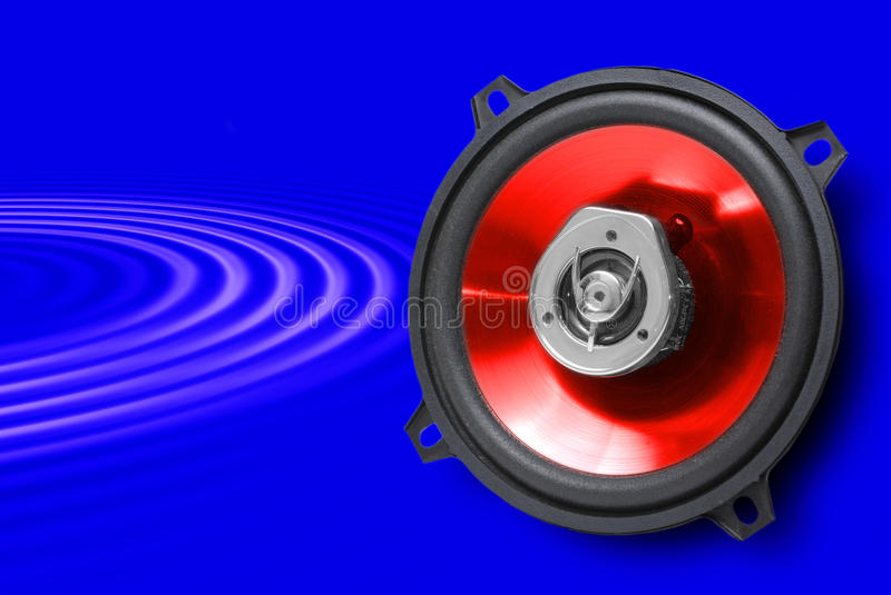 Download Speaker stock image. Image of cone, bass, media, wave - 16930327