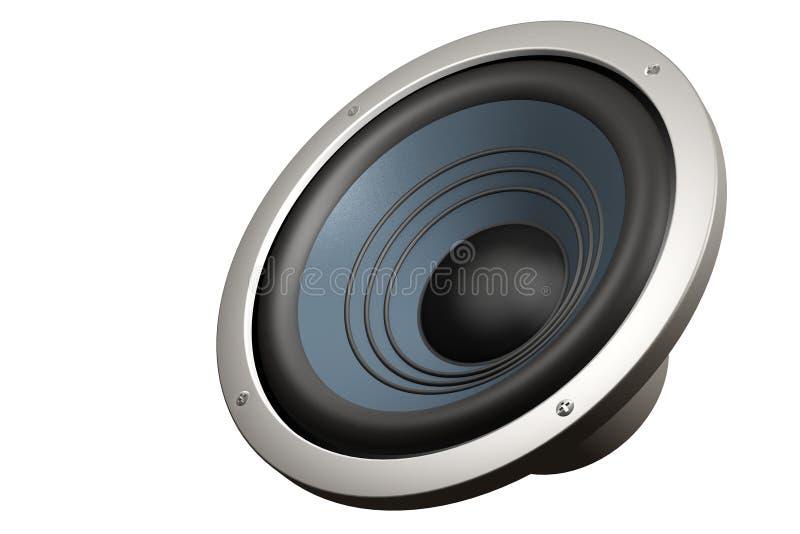 Speaker stock illustration