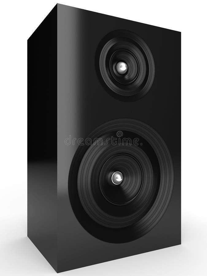 Download Speaker stock illustration. Image of gray, illustration - 24632812