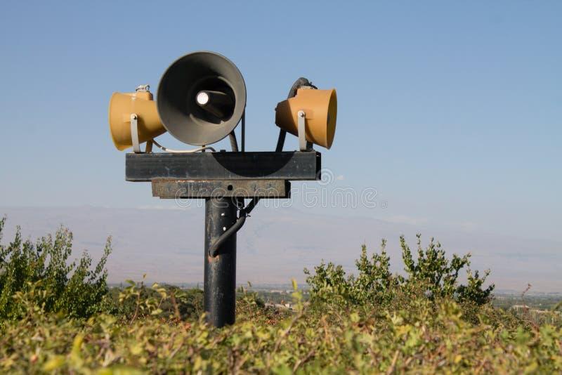 Download Speaker stock photo. Image of news, good, horizon, megaphone - 26740636