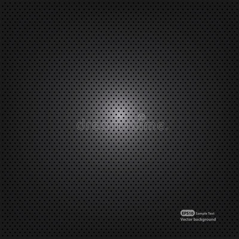 Speaker grill texture. Vector Illustration. Is a general illustration royalty free illustration