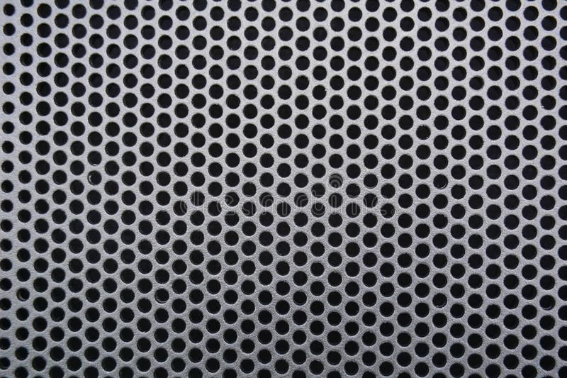 Speaker grille texture,grunge and rusty texture. Speaker grille texture,grunge and to disign royalty free stock photography