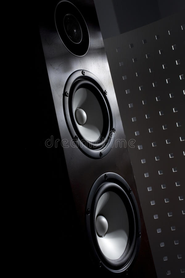 Speaker / Loudspeaker Royalty Free Stock Photo