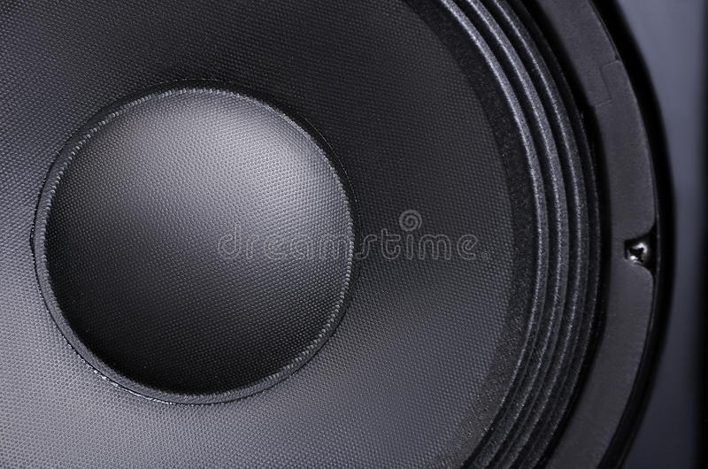 Speaker. Music. royalty free stock photos