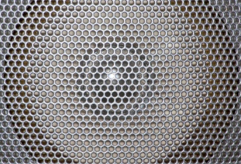 Speaker screen background texture