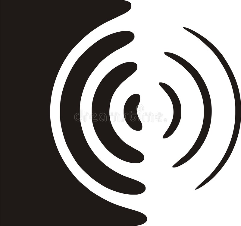 Free Speaker Symbol Stock Photo - 2290670