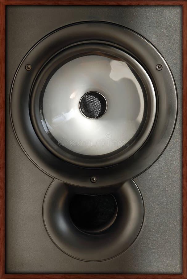 Speaker system royalty free stock photos